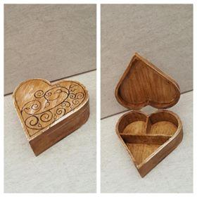 Heart Design Box