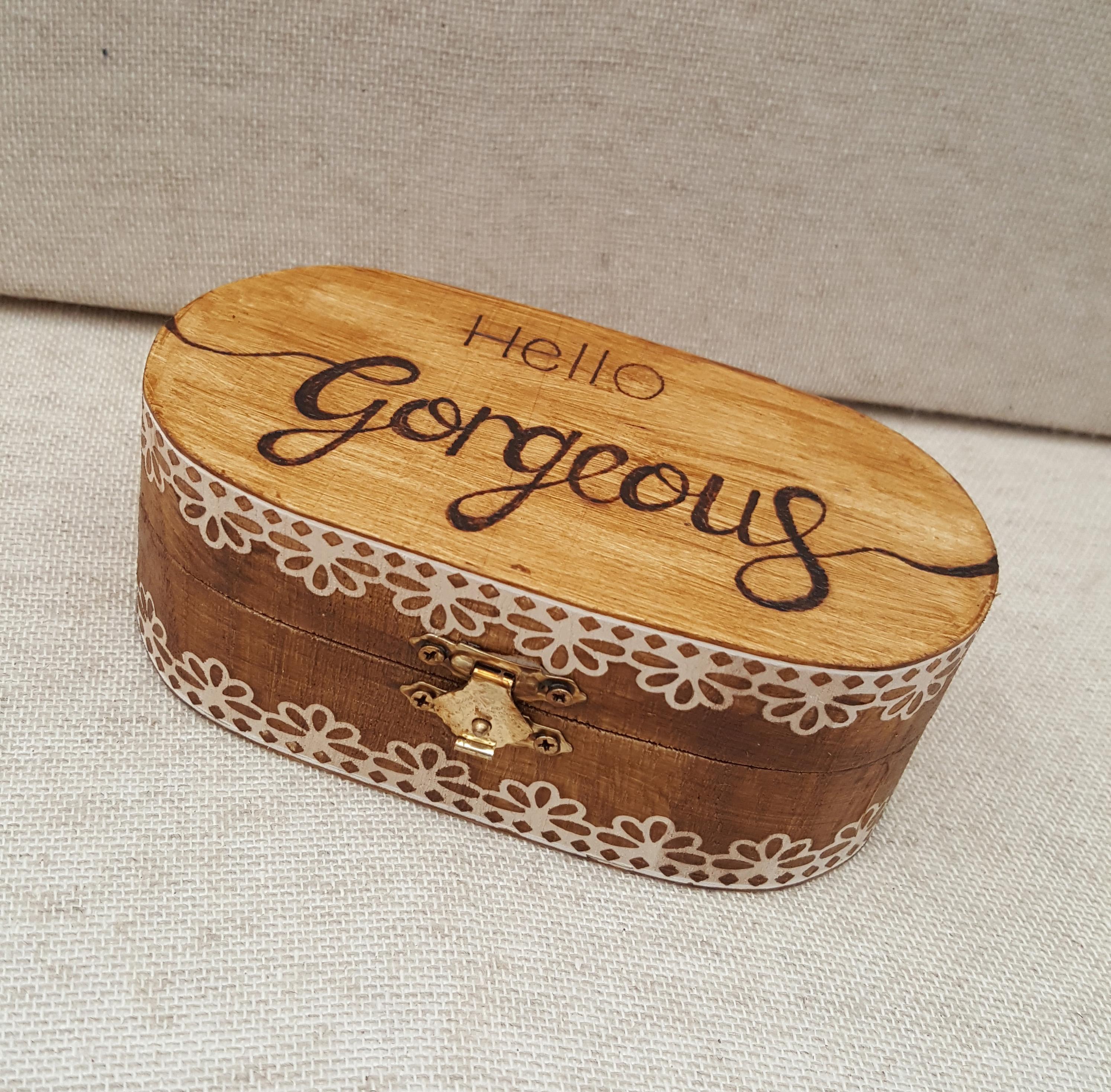 Hello GorgeousBox